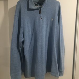 Polo- Quarter Zip XXL Sweater
